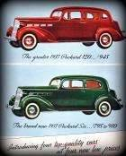1937 PACKARD ADVERT