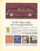 1942 PACKARD CLIPPER ADVERT
