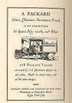 1918 PACKARD ADVERT-B&W
