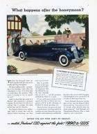 1936 PACKARD 120 ADVERT