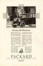 1926 PACKARD ADVERT-B&W