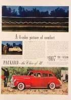 1941 PACKARD ADVERT